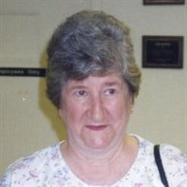 Sarah Ann Gooch
