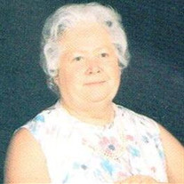 Mary Amelia Ellis