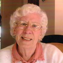 Mrs. Dorothy Modelle Spicer