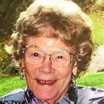 Shirley Ann Matosich