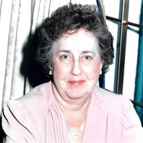 "Elizabeth ""Betty"" L. Anderson"