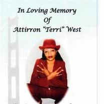 Attirron Terri West