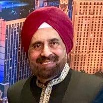 Amarjit Singh Sokhey