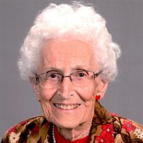 Clara M. Hewett