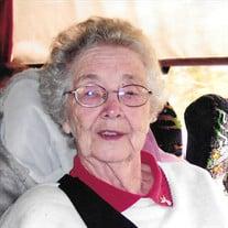 Mrs. Evelyn Morris Roe