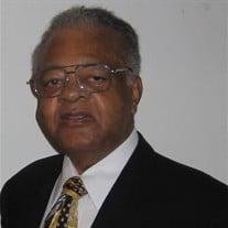 Pastor Clayton Fredrick Harris