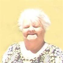 Gloria Faye Carter Healey