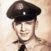 """John H. """"Bussy"""" Van Buskirk Jr."""