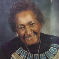 Mrs. Lillian Ophelia  Evans Dubra