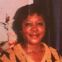 Mrs. Earline Douglas