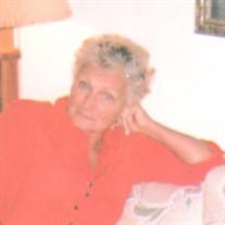 Barbara JoAnn Lahorner Rowe