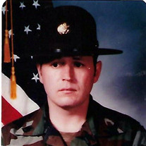 SFC (Ret) Randy Allen Richards