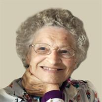 Bertha Elaine Woudwyk