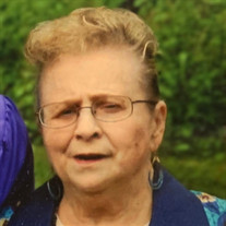 """Judith M. """"Judy"""" (Mace) Ehrhart"""