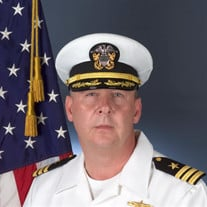 USN CDR William Keith Nesmith Ret.