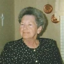 Mrs. Mattie Jo Green  Ross