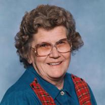 Julia Faye Rudloff
