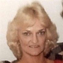 Brenda Faye Dewar Purvis