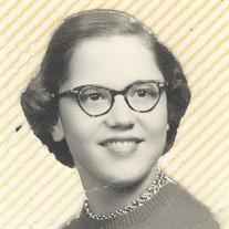 Martha M. Zollinger