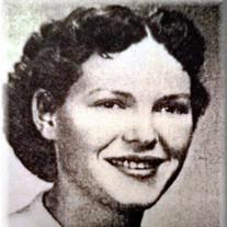 Mrs. Barbara Ann Vasseur