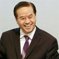 Reverend Jong Baik Lim
