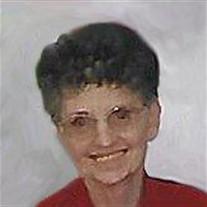 Patricia (Patsy) Jean Huxford