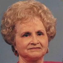 """Gertrude """"Gert"""" Elizabeth Bass"""