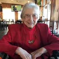 Doris Faye McCauley