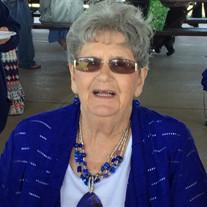 Patsy Lee Pendergrass
