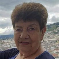 Mrs. Cecilia Carrera of Bartlett