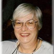 Mrs. Shirley English Hallmark