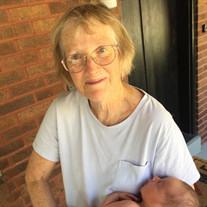 """Barbara Lynne """"Bonnie"""" Blader"""