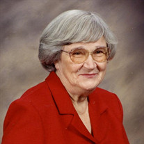 Genier Ruth Benford