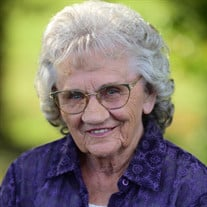 Ola Mae Haworth Everhart