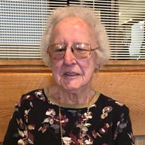 Mrs. Margaret G. Bennett