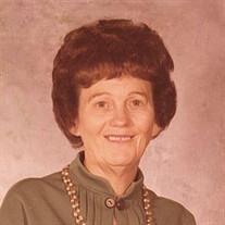 Clara  Mae Holley - Enville, TN