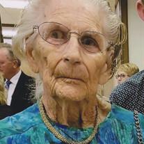 Jancie Ann Barrow