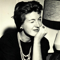 Estelle Gladys Uppleger