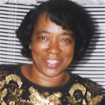 Evelyn Bolden Washington