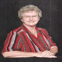 Juanita Frances Wood