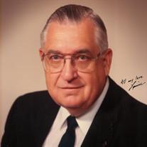 Louis Hampton Enloe Nov 10, 1926 – Aug 31, 2019