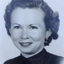 Florence  Annie  Jorgensen