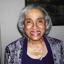 Mrs. Doris Jean Moss