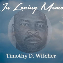 Mr Timothy Dewayne Witcher