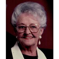 Audrey Mae Feuerbacher