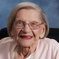 Mrs. Josephine Aileen Allegri Arnold