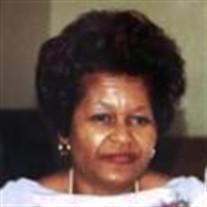 Mrs Lenora Jean Hunter