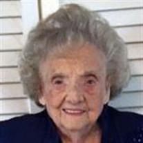 Lucy Ann Mahurin