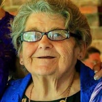 Violet Marie Quackenbush
