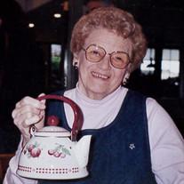Cecilia  Catherine  Hansford